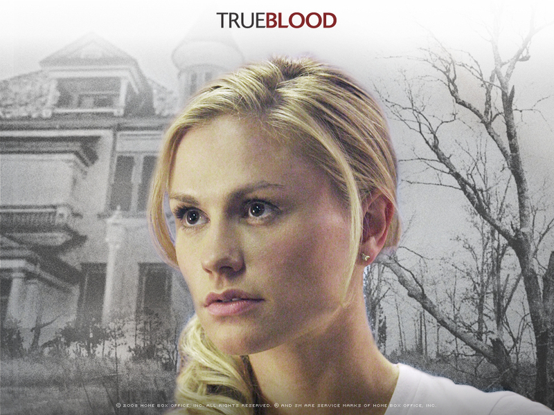 true blood season 4 eric and sookie. Sookie - True Blood Wallpaper