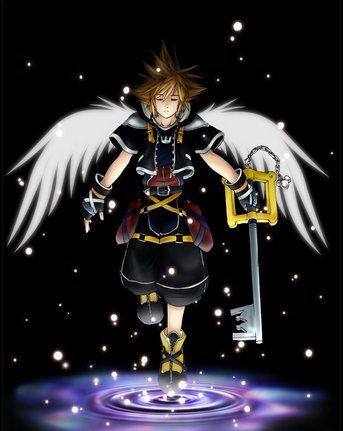 kingdom hearts fondo de pantalla entitled Sora