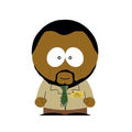 South Park-Style Chuck Characters: Big Mike