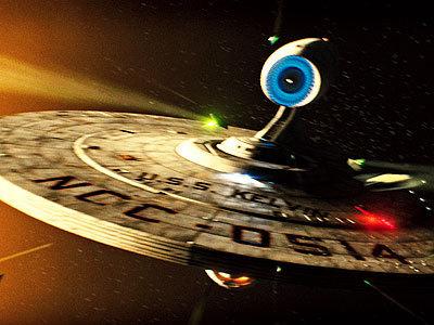 سٹار, ستارہ Trek XI- First Look Promotional تصاویر
