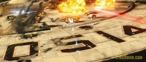 ngôi sao Trek XI- First Look Promotional các bức ảnh