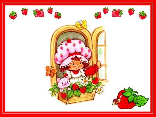 Strawberry Shortcake Wallpaper - strawberry-shortcake Wallpaper