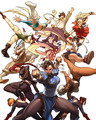 Street fighter Ladies