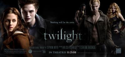 Summit officially releases Twilight One Sheet and Outdoor banner