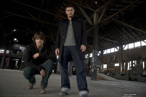 Supernatural Promo Pictures