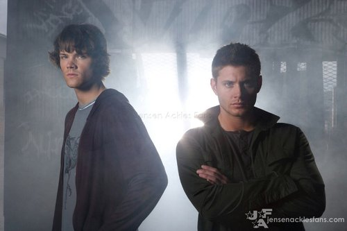 Supernatural Promo Pictures