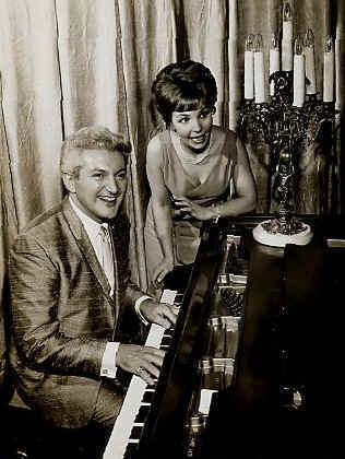 Rock'n'Roll Remembered wallpaper called Teresa Brewer and Liberace