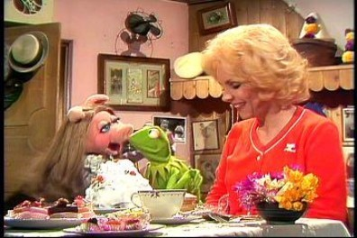 Teresa Brewer with Miss Piggy
