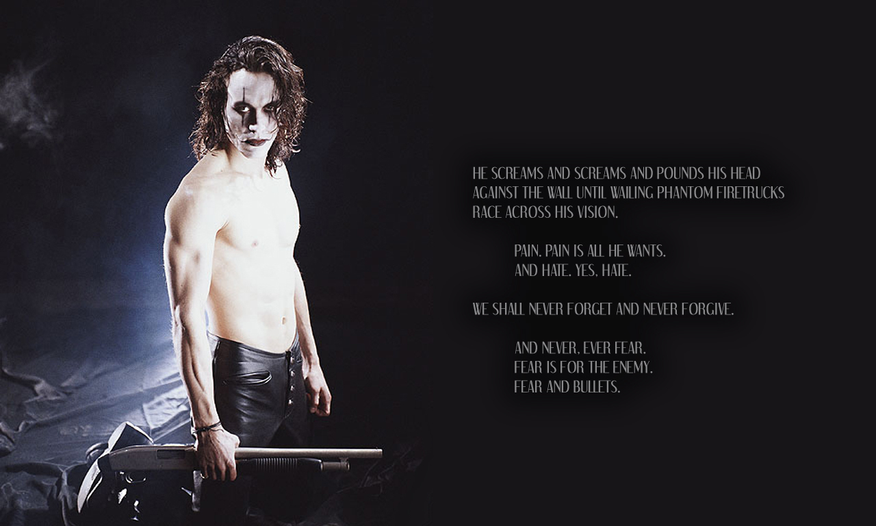 The Crow Quotes. QuotesGram