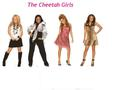 The Fab Cheetah Girls! - the-cheetah-girls wallpaper