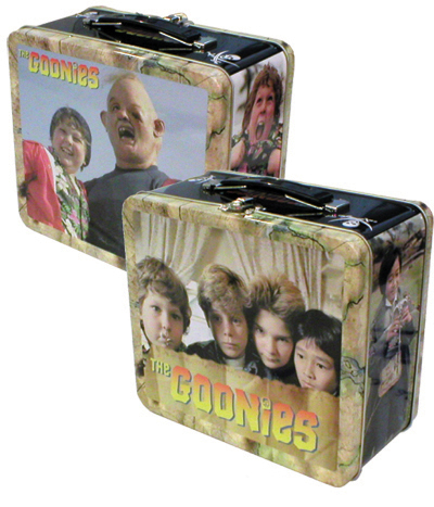 Lunch Boxes wallpaper containing a toaster entitled The Goonies Lunch Box
