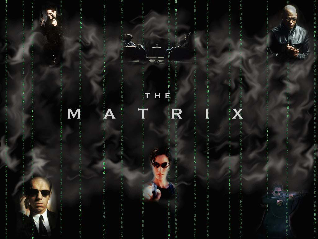 The Matrix Обои