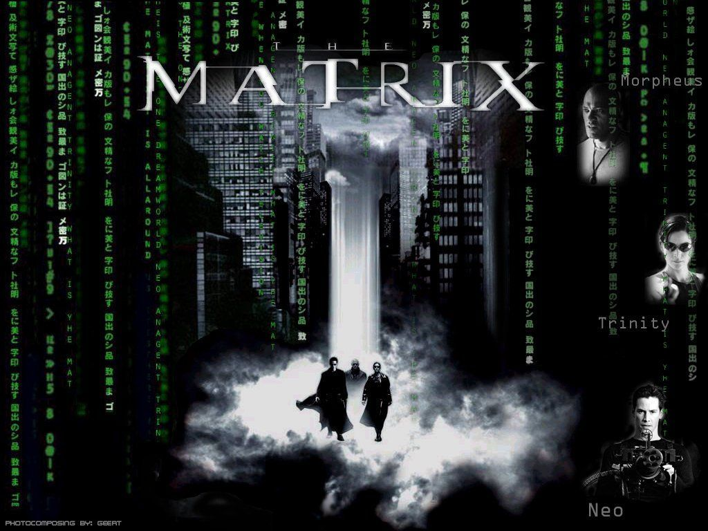 The Matrix Wallpaper - The Matrix Wallpaper (2528209) - Fanpop