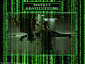 The Matrix kertas dinding