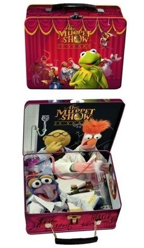 The Muppet Zeigen 25th Anniversary Lunch Box