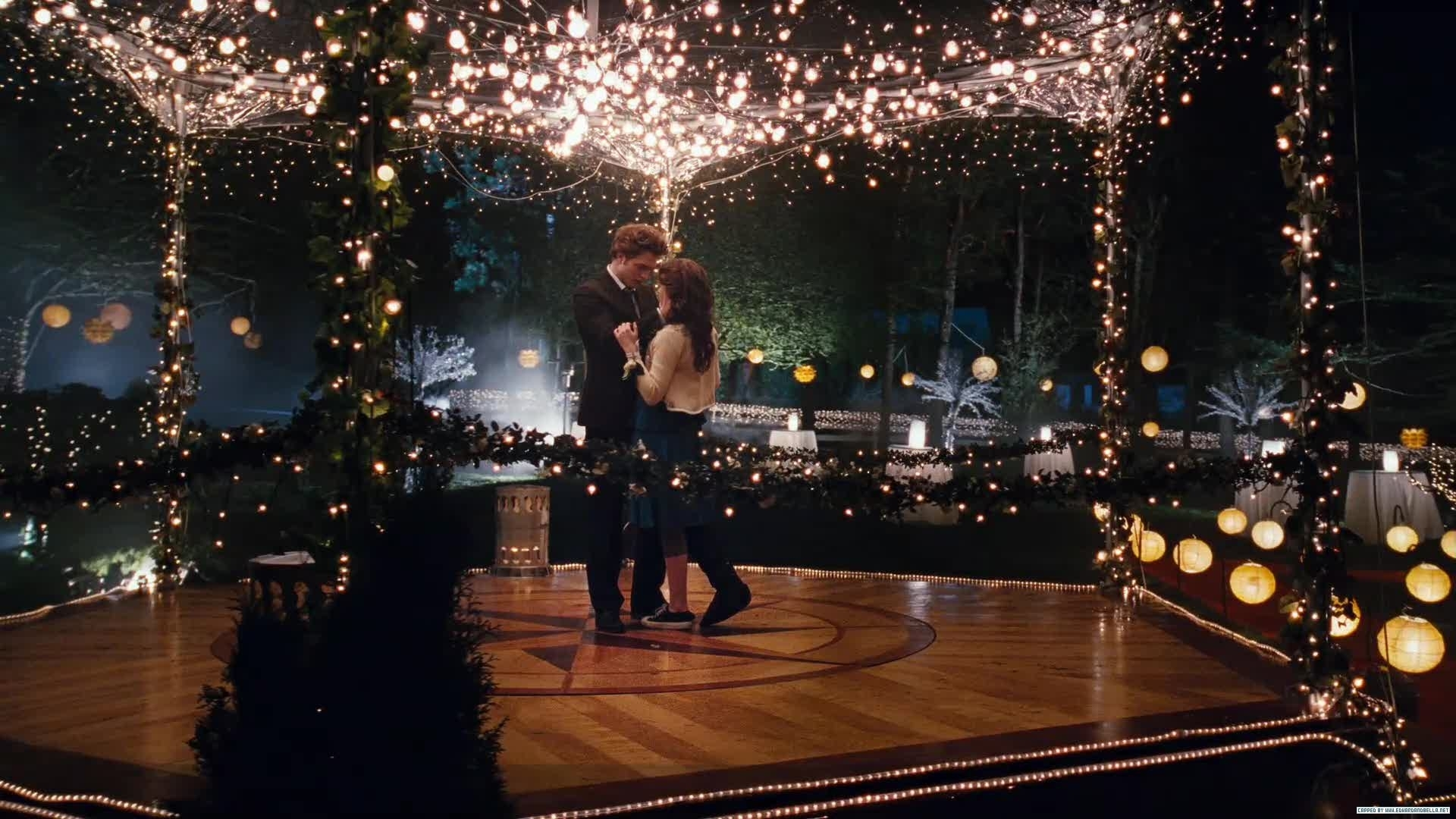 Outdoor String Lights For Gazebo : The prom HD - Twilight Series Photo (2561852) - Fanpop