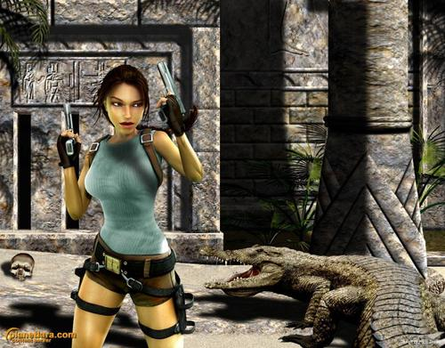 Tomb Raider Wallpapers.