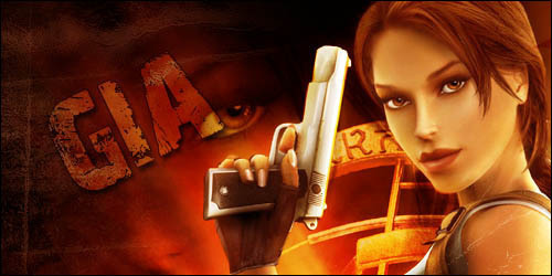 Tomb Raider's Lara Croft.