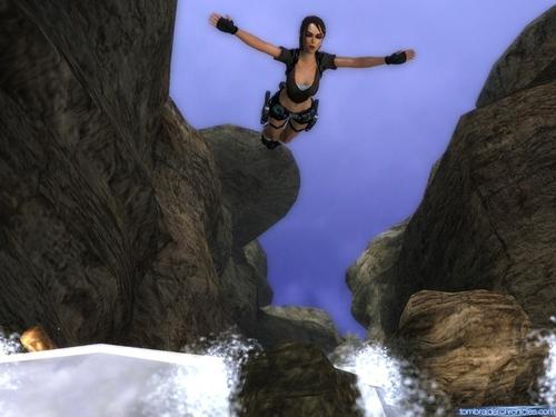 Tomb Raider.
