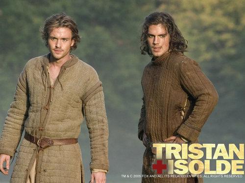 Tristan & Isolde پیپر وال