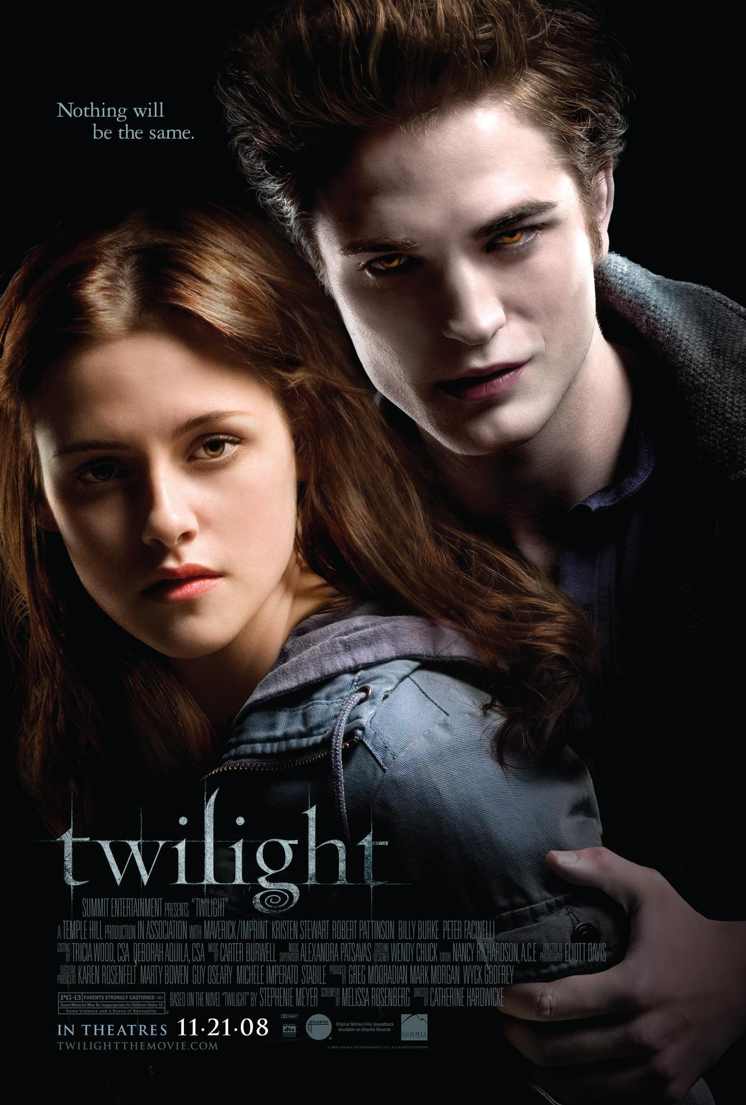 twilight my favorite movie My favorite thing to do in la is to be in a car with friends listening to music the perfect time is twilight, when the setting sun is filtering through the palm trees back in the day, we'd be listening to the vandals, x, or farside.