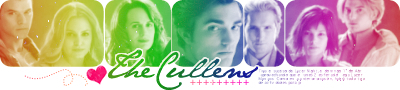 Twilight Movie [The Cullens]