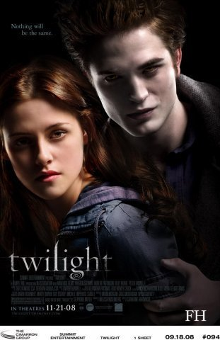 Twilight Series wallpaper containing a portrait titled Twilight poster