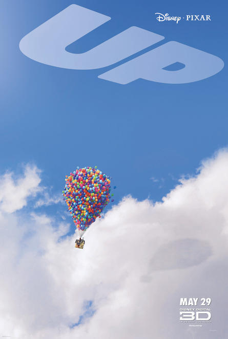 Pixar Images Up Movie Poster Wallpaper And Background Photos 2575676