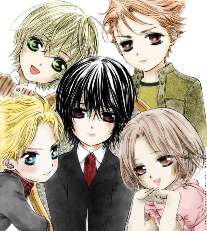 Vampire Knight - Wallpaper