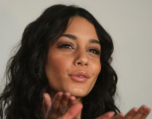 Vanessa at Munich Premiere