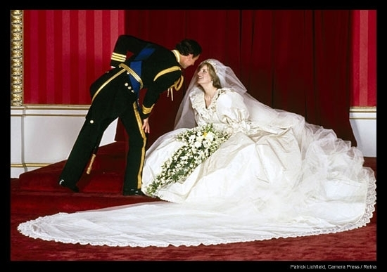 prince charles and princess diana wedding photos. Wedding of Prince Charles and