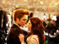 You and Me - twilight-movie wallpaper