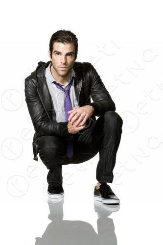 Zachary Quinto wallpaper with a business suit, a well dressed person, and a suit called Zachary Quinto