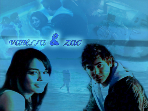 High School Musical wallpaper entitled Zanessa!