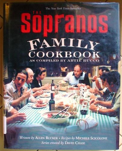 a sopranos book