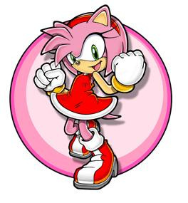 Sonic Characters wallpaper called amy