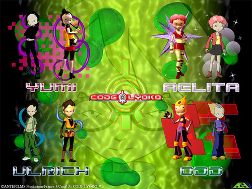 code lyoko group