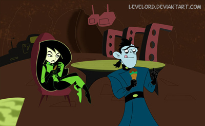 darakken and shego