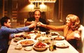 eating italian - the-sopranos photo
