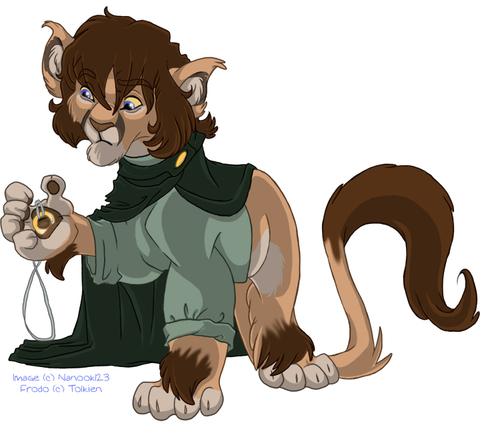 frodo lion