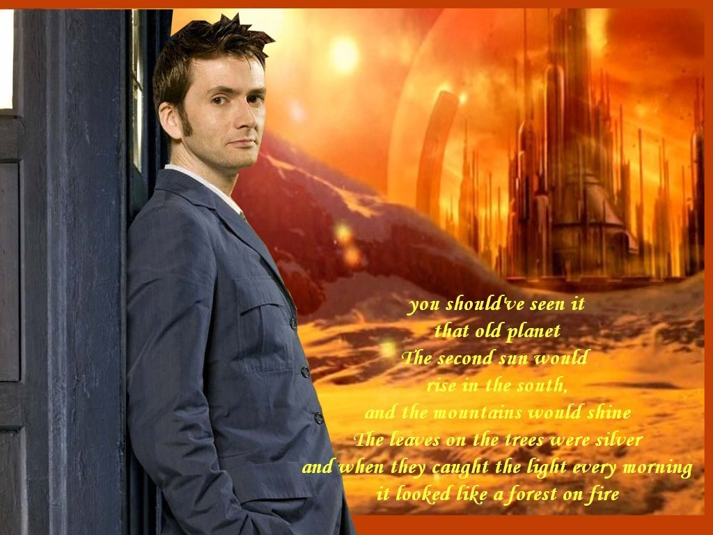 Doctor Who gallifrey last of the time lords