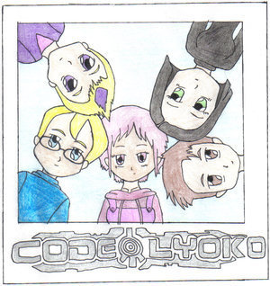 group picture - code-lyoko-fan-club Fan Art