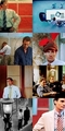 house wilson icon collage