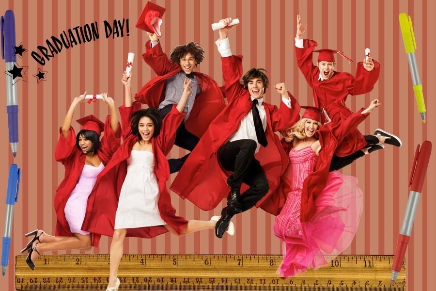 hsm3 - High School Musical 3 Fan Art (2575930) - Fanpop