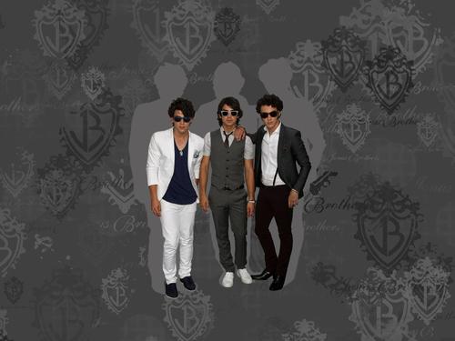 Jonas Brothers wolpeyper