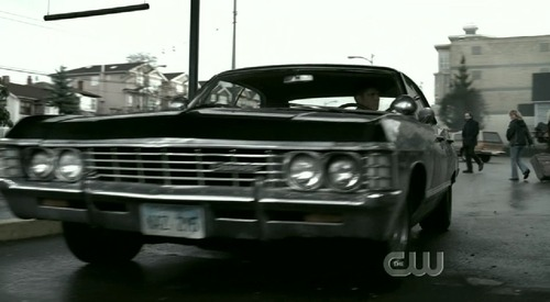 Chevrolet wallpaper containing a sedan entitled impala 67