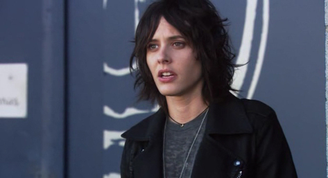 Katherine Moennig wallpaper with a well dressed person called kate