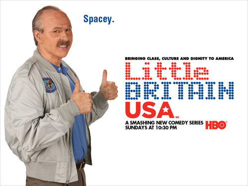 little britain USA 壁紙