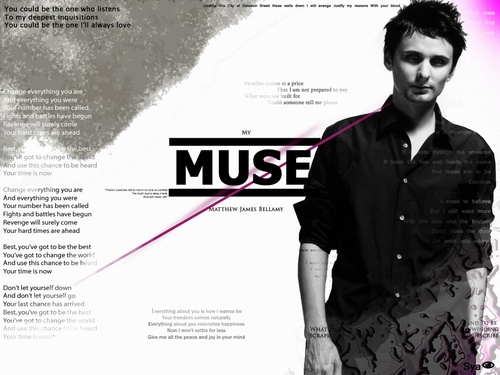 Matthew Bellamy wallpaper called matthew