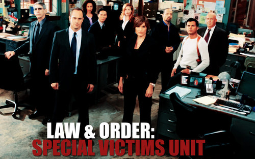 Law and Order SVU wallpaper with a business suit entitled season 9 wallpapers
